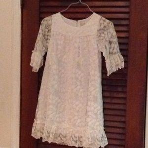 Size 12 white dress